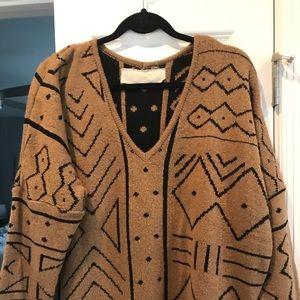 Jen's Pirate Booty Sweaters - Jen's Pirate Booty Aztec sweater